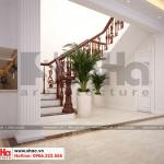 8 Thiết kế nội thất sảnh thang biệt thự hiện đại mái thái tại hải phòng sh btd 0071
