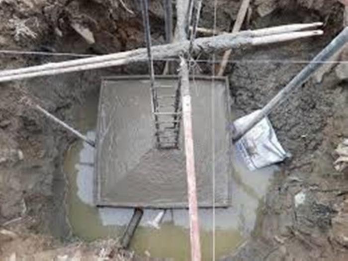 Tính chiều sâu chôn móng dựa trên cơ sở nào phụ thuộc vào kiểu loại móng
