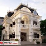 1 Thiết kế biệt thự tân cổ điển đẹp tại đồng nai sh btp 0138