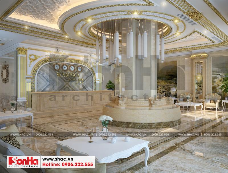 Mãn nhãn không gian nội thất khách sạn 3 sao cổ điển tại KĐT Hanaka (Bắc Ninh) 1