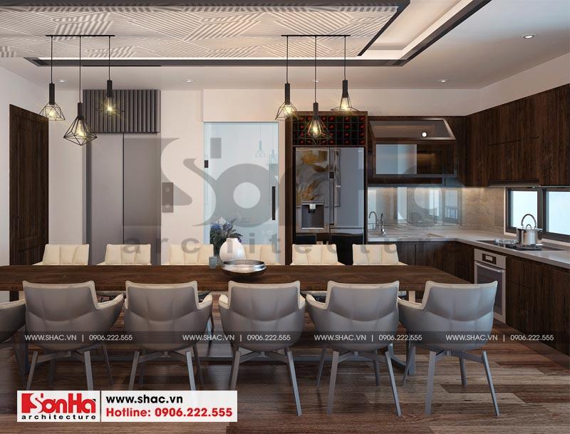 Thiết kế nội thất văn phòng làm việc kết hợp showroom tại Waterfont City (Hải Phòng) 10