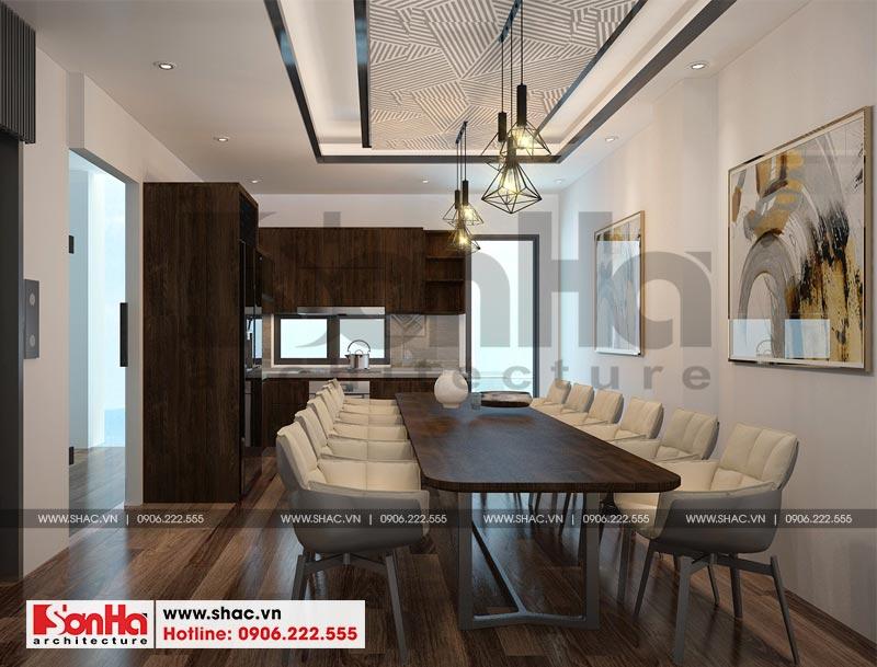 Thiết kế nội thất văn phòng làm việc kết hợp showroom tại Waterfont City (Hải Phòng) 11
