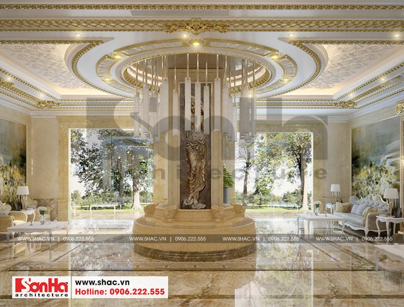 Mãn nhãn không gian nội thất khách sạn 3 sao cổ điển tại KĐT Hanaka (Bắc Ninh) 2