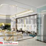 2 Mẫu nội thất showroom tầng 1 khu đô thị waterfront hải phòng wfc 005