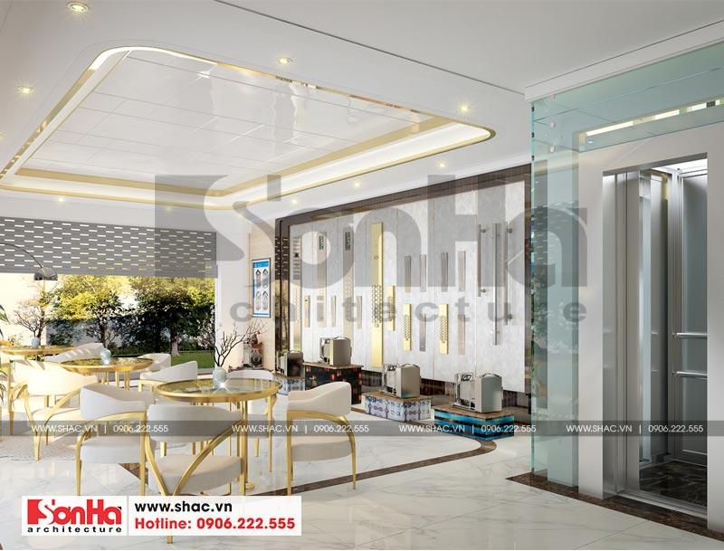 Thiết kế nội thất văn phòng làm việc kết hợp showroom tại Waterfont City (Hải Phòng) 3