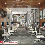 3 Thiết kế nội thất văn phòng làm việc khu đô thị waterfront hải phòng wfc 005