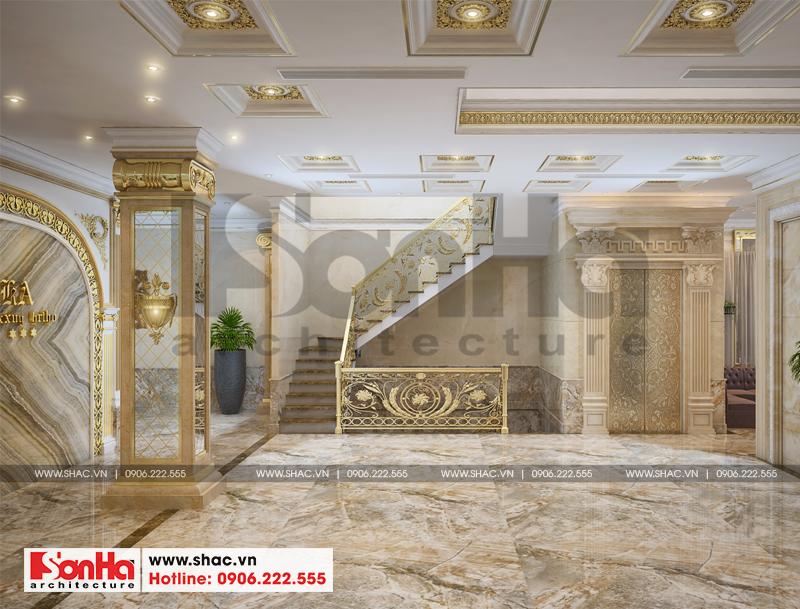 Mãn nhãn không gian nội thất khách sạn 3 sao cổ điển tại KĐT Hanaka (Bắc Ninh) 4