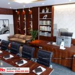 5 Thiết kế nội thất phòng giám đốc tại khu đô thị waterfront hải phòng wfc 005