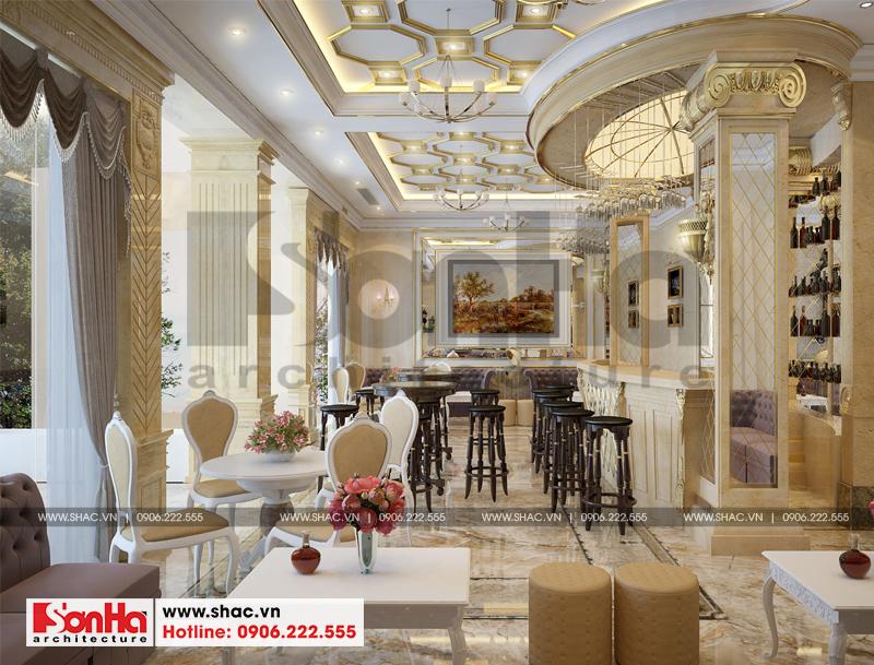 Mãn nhãn không gian nội thất khách sạn 3 sao cổ điển tại KĐT Hanaka (Bắc Ninh) 6