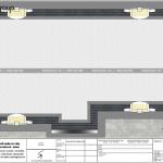 8 Bản vẽ tầng mái biệt thự tân cổ điển 2 mặt tiền tại đồng nai sh btp 0138
