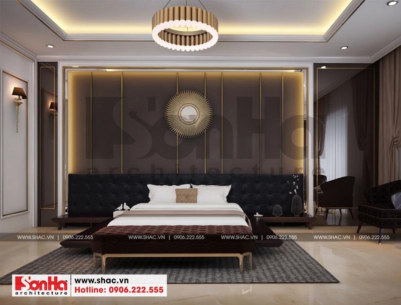 Mãn nhãn không gian nội thất khách sạn 3 sao cổ điển tại KĐT Hanaka (Bắc Ninh) 9