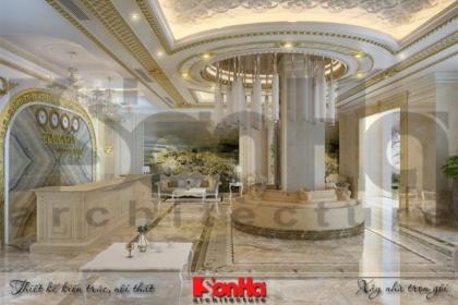 BÌA thiết kế nội thất khách sạn 3 sao 6 tầng tại bắc ninh