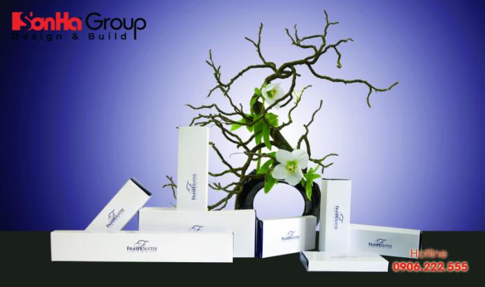 Bộ Amenities có vai trò quan trọng khẳng định chất lượng và thương hiệu khách sạn