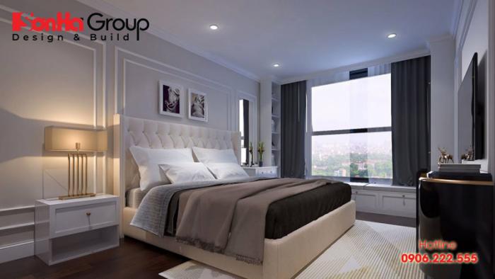 Cách lấy sáng đơn giản cho những không gian phòng ngủ thiếu sáng