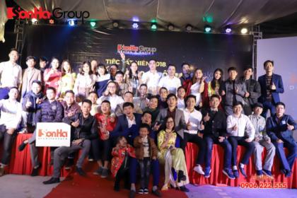 Tiệc Tất niên Sơn Hà Group 2018 Vị thế mới – Cơ hội mới (1)