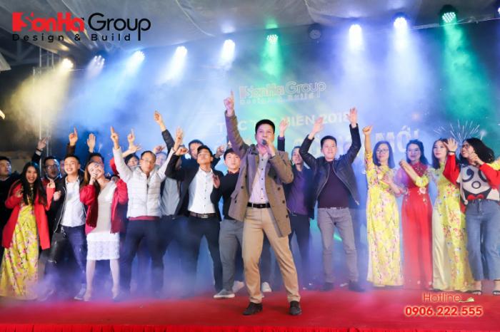 Tiệc Tất niên Sơn Hà Group 2018 Vị thế mới – Cơ hội mới (2)