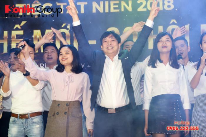 Tiệc Tất niên Sơn Hà Group 2018 Vị thế mới – Cơ hội mới (3)