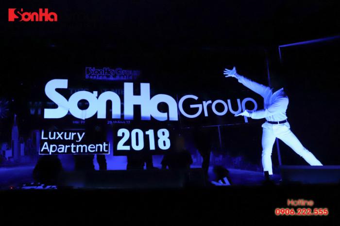 Tiệc Tất niên Sơn Hà Group 2018 Vị thế mới – Cơ hội mới (4)