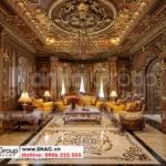 1 Thiết kế nội thất phòng khách cao cấp tại hà nội sh btld 0039