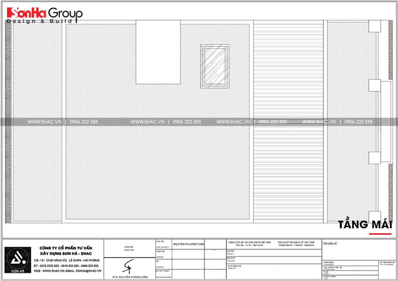 Thiết kế văn phòng kết hợp cho thuê diện tích 10x18m tại Sài Gòn – SH VP 0036 10