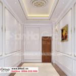 11 Thiết kế nội thất gara biệt thự tân cổ điển mặt tiền 9m tại hải phòng sh btp 0139