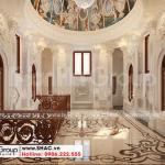 14 Trang trí nội thất tum vòm kiểu cổ điển tại hà nội sh btld 0039