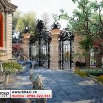 17 Mẫu tiểu cảnh sân vườn đẹp tại hà nội sh btld 0039