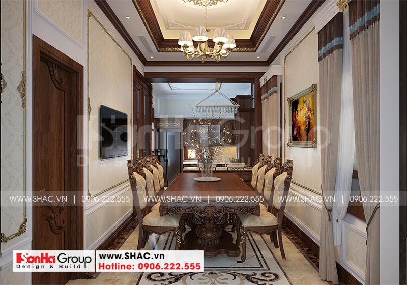 Biệt thự tân cổ điển 9x19m 3 tầng có gara ô tô tại Hải Phòng – SH BTP 0139 10