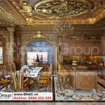 2 Mẫu nội thất phòng bếp ăn đẹp tại hà nội sh btld 0039