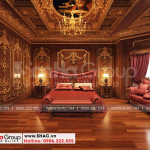 4 Trang trí nội thất phòng ngủ vip 1 kiểu cổ điển tại hà nội sh btld 0039