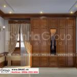7 Mẫu nội thất khu thay đồ phòng ngủ 2 kiểu tân cổ điển tại hải phòng sh btp 0139