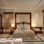 8 Không gian nội thất phòng ngủ 3 biệt thự tân cổ điển đẹp tại hải phòng sh btp 0139