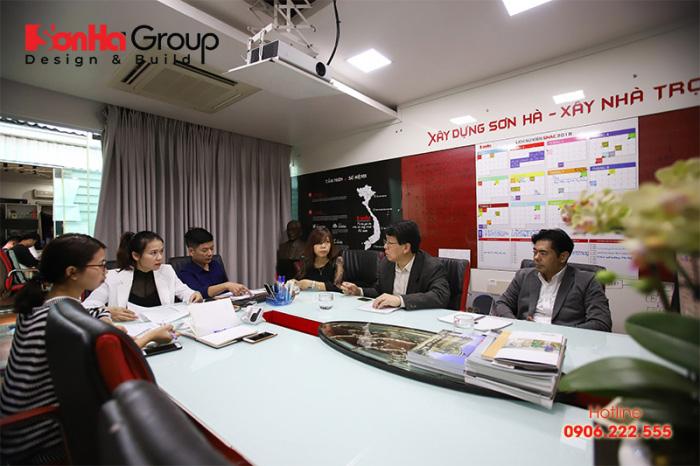 BLĐ Sơn Hà Group cũng thể hiện sự tin tưởng kết quả tốt đẹp của hợp tác này