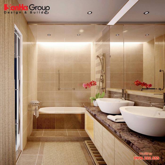 Cách hóa giải phong thủy cho phòng ngủ có nhà vệ sinh khép kín