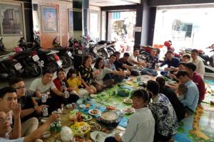 Gặp mặt đầu xuân Sơn Hà Group: Giản dị mà ấm cúng tình đồng nghiệp 14