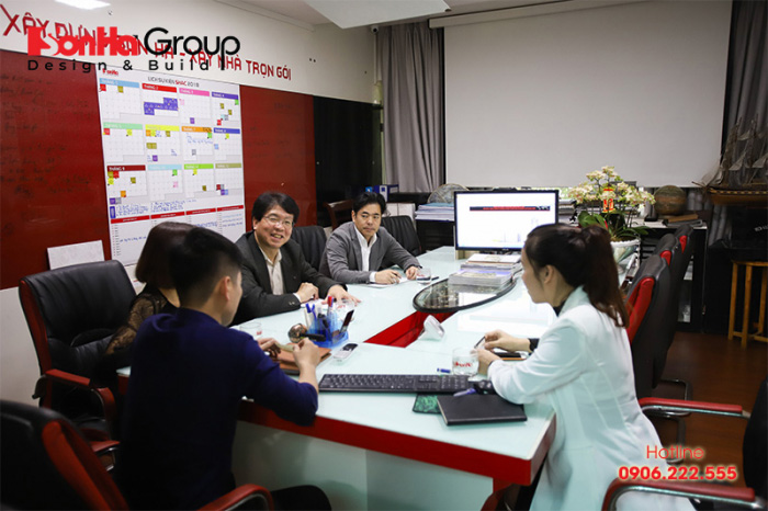 Năng lực thiết kế khách sạn của Sơn Hà Group đã hoàn toàn chinh phục đối tác Nhật