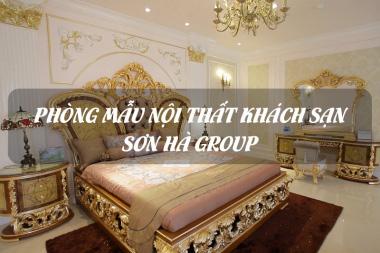 Phòng mẫu nội thất khách sạn Sơn Hà Group: Trải nghiệm tinh tế và chuyên nghiệp 1