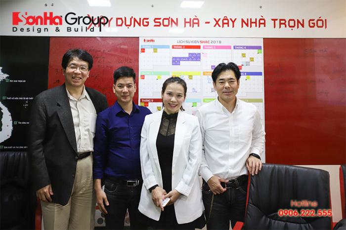 Sơn Hà Group & Daiichi Jutaku - Hướng đi mới trong thiết kế khách sạn và cao tầng