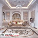 1 Thiết kế nội thất phong cách tân cổ điển biệt thự vinhomes imperia vhi 0004