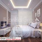 11 Cách trang trí nội thất phòng ngủ giúp việc biệt thự khu đô thị vinhomes imperia vhi 0004