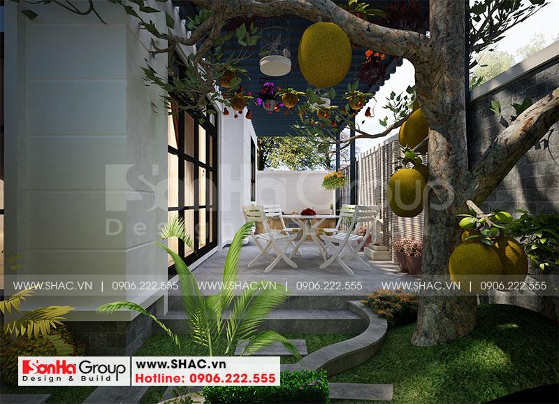 Thiết kế nội thất biệt thự Vinhomes Imperia diện tích 7,8x14,5m phân khu Paris 16