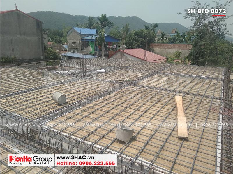 Biệt thự hiện đại mái thái 2 tầng diện tích 9x10m tại Hải Dương – SH BTD 0072 10