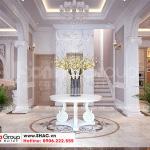4 Cách trang trí nội thất sảnh thang biệt thự khu đô thị vinhomes imperia vhi 0004