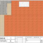 6 Bản vẽ tầng mái biệt thự mái thái kiểu hiện đại tại hải dương sh btd 0072