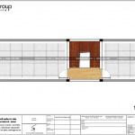 6 Bản vẽ tầng tum phong cách tân cổ điển tại hải phòng sh nop 0191