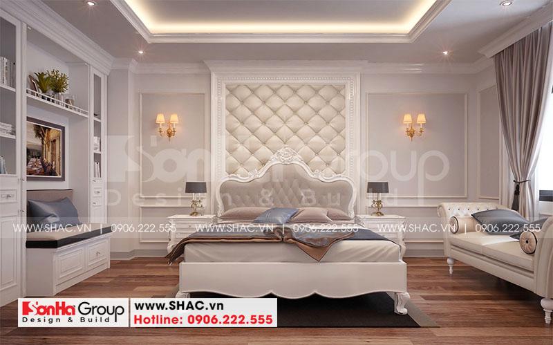 Thiết kế nội thất biệt thự Vinhomes Imperia diện tích 7,8x14,5m phân khu Paris 7