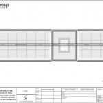 7 Mặt bằng công năng tầng mái nhà ống đẹp tại hải phòng sh nop 0191