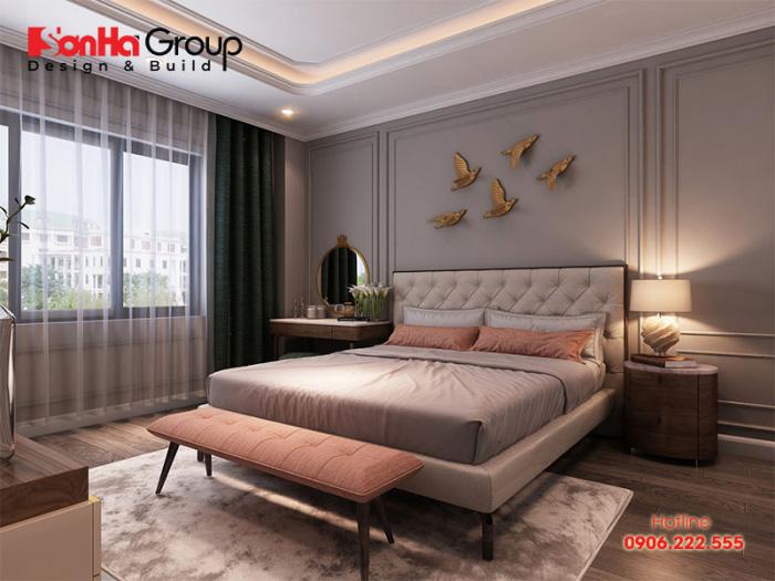 Mẫu phòng ngủ đẹp đơn giản diện tích 15m2-20m2 cho bạn tham khảo