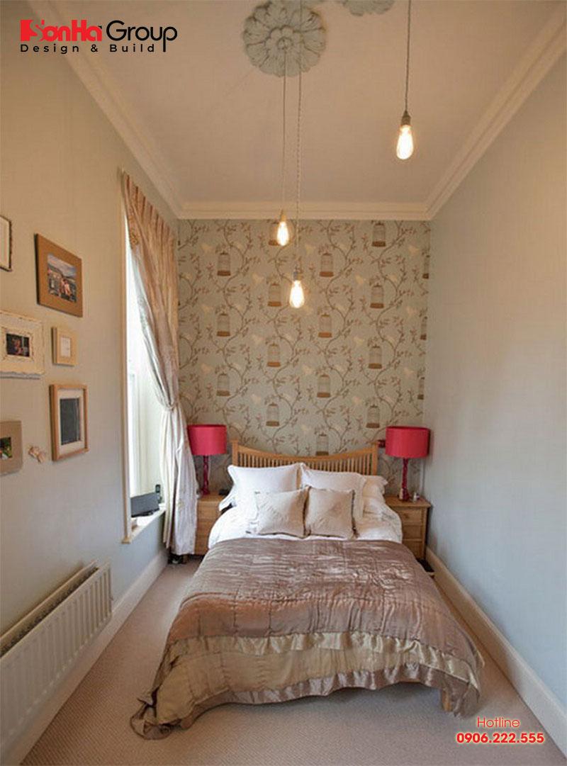 Thiết kế phòng ngủ nhỏ đơn giản nhưng đẹp chỉ với diện tích 5m2