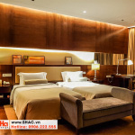 1 Mẫu giường ngủ gỗ thịt cao cấp